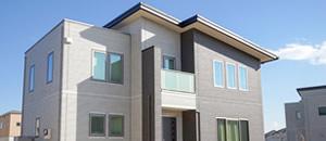 モダン住宅画像